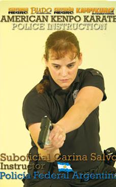 Kenpo. Tecnicas Policiales.