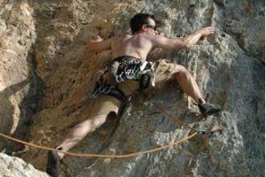 escalada libre