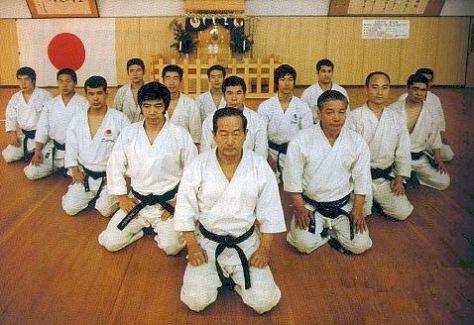 shotokan-japones
