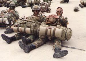veteranos paracaídistas
