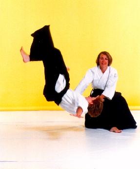 Historia y tecnicas del Aikido