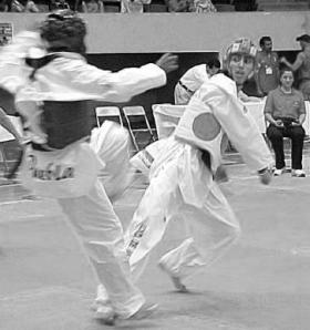 Proximos eventos del Taekwondo en México.