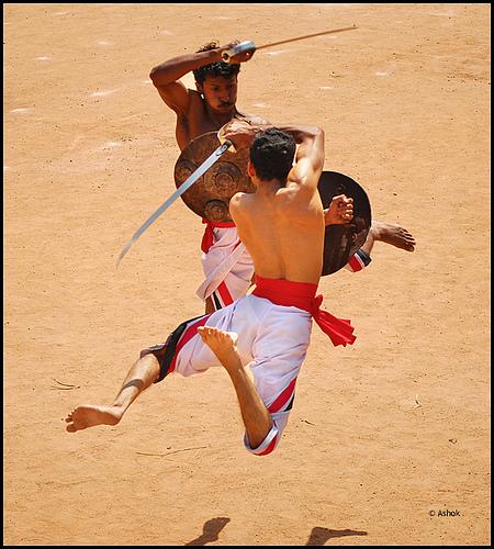 Kalari: el arte marcial más antiguo