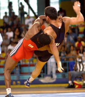 Lucha Libre Olimpica