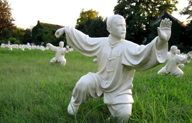El Tai Chi Chuan: Filosofía de la Naturaleza