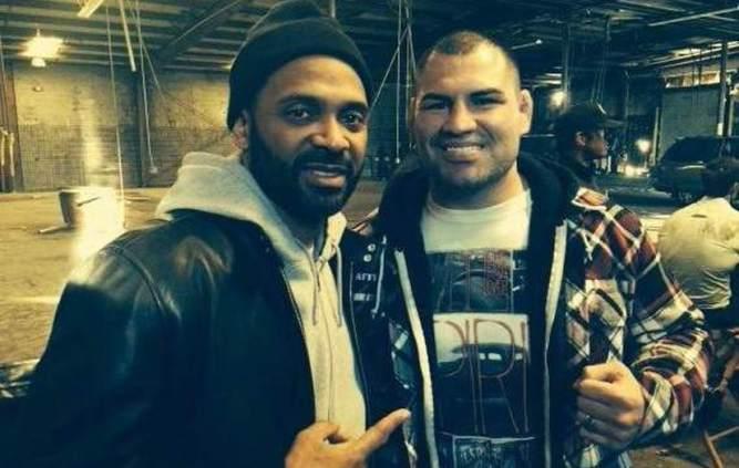 UFC: Caín Velásquez debuta como actor.