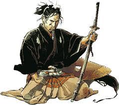 El Samurái y los tres gatos