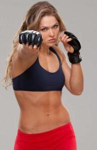 Ronda Jean Rousey es la deportista número uno de artes marciales mixtas