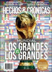 DESCARGA: Hechos y Cronicas Junio 2014