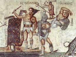 La verdad sobre los gladiadores