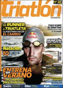 DESCARGA: Triatlón Nº 25/Julio Agosto 2014