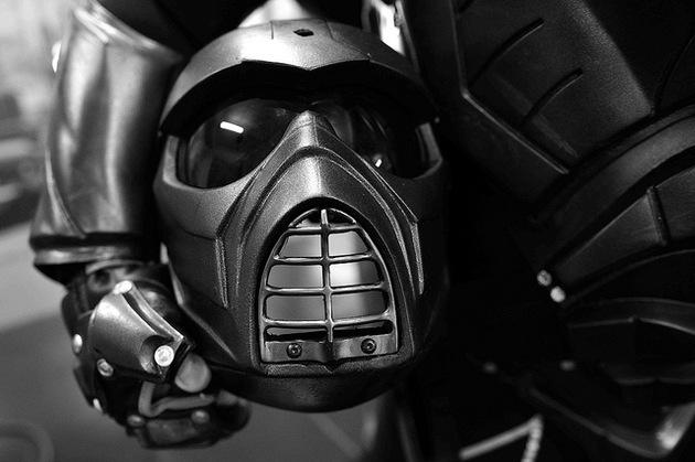 ¿Vuelven los gladiadores? Una armadura de fibra de carbono podría revolucionar las artes marciales