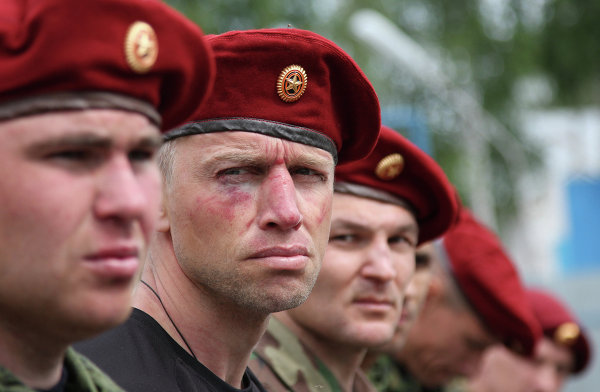 ¿Cómo conseguir la boina roja de las Fuerzas Especiales de Rusia?