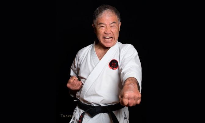 El Maestro Higaonna, Karateca de Nacimiento.