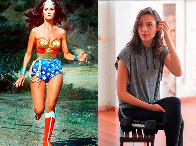 Gal Gadot nos mintió: reaparece sin los músculos prometidos de Wonder Woman
