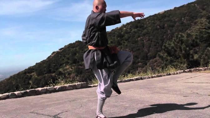 Shaolin Ba Bu Lian Huan Quan 少林八步连环拳 Boxeo Shaolin de Ocho Pasos Encadenados