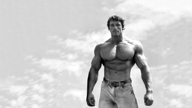 Rutina de volumen de Arnold Schwarzenegger