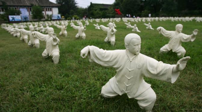 Como mejora el Tai Chi nuestra Salud
