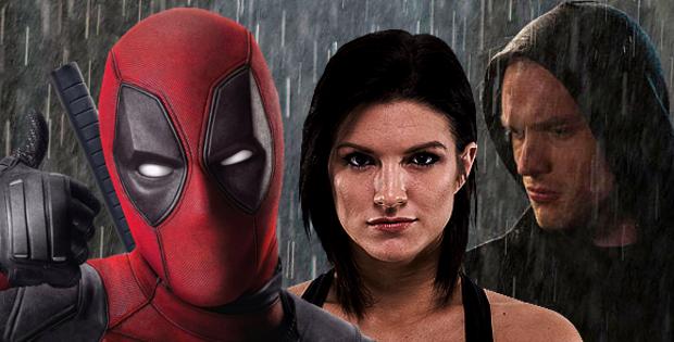 La campeona de MMA y actriz de acción Gina Carano es la nueva incorporación en la película Deadpool
