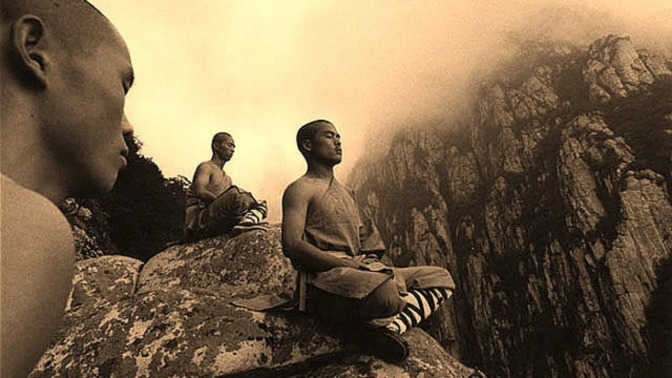 Técnicas de meditación de las artes marciales