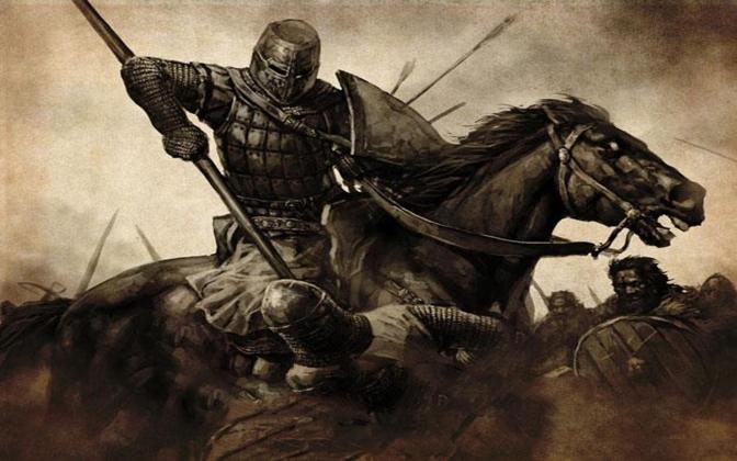 Los Caballeros Medievales eran mas ágiles de lo que pensamos