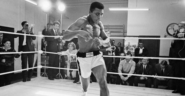 Muhammad Ali, el Más Grande