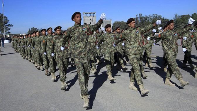 Les ofrecemos la clasificación de cinco ejércitos de África que otrora eran fuertes, pero ahora son los más inútiles del mundo