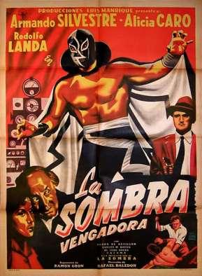 Resultado de imagen para lucha libre mexicana cine