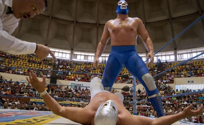 HISTORIA DE LA LUCHA LIBRE MEXICANA