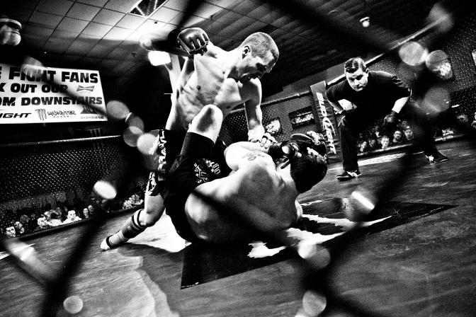 LA HISTORIA DE LAS MMA (MIXED MARTIAL ARTS)